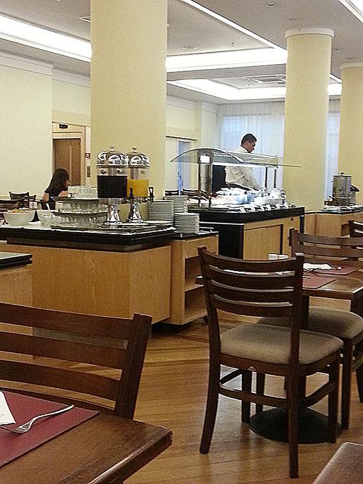 酒店早餐图片