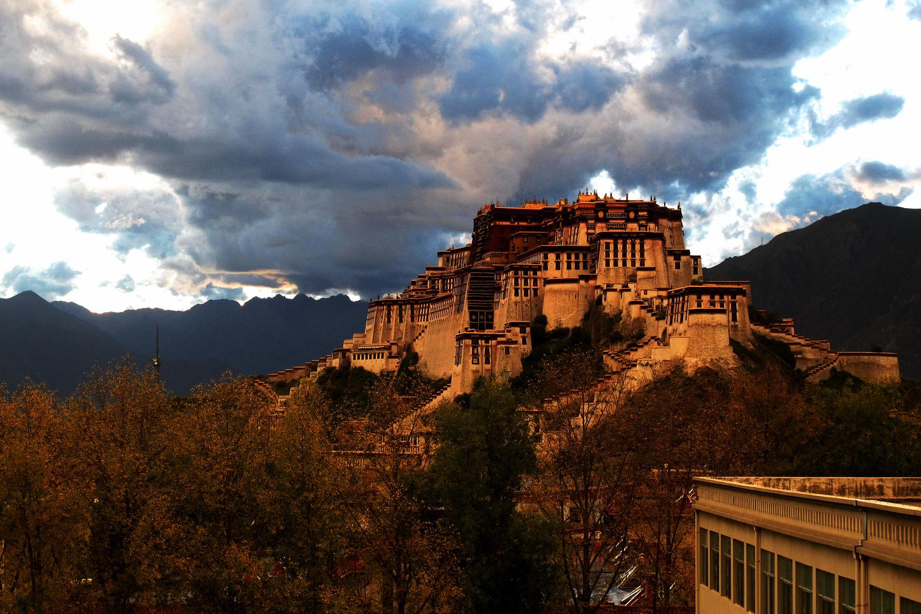 洗涤心灵的西藏朝圣之旅