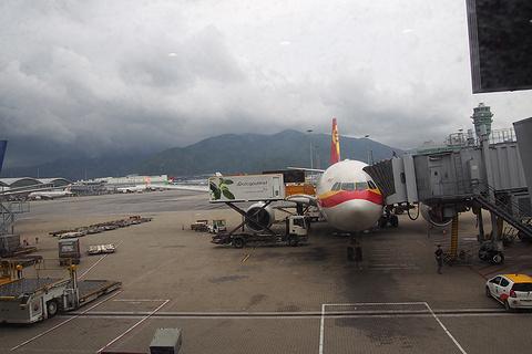 香港国际机场旅游景点攻略图