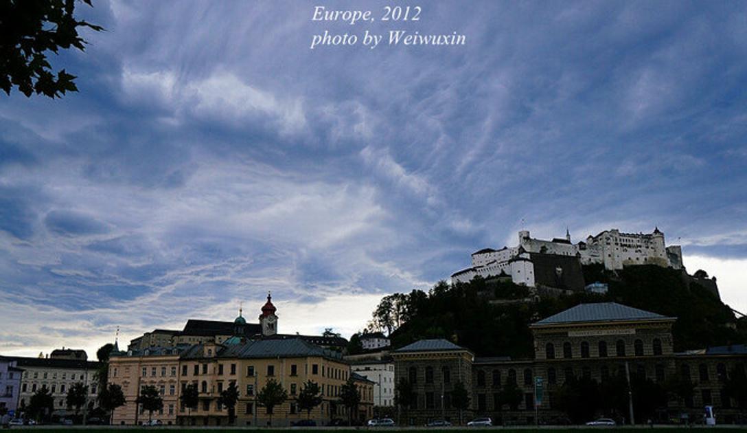 奥地利之行,美不胜收的童话