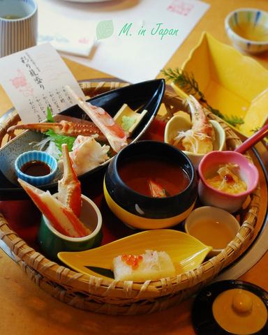 """""""简直是螃蟹的一百零八种吃饭,蒸、煮、焗、烤、刺身、寿司、天妇罗、铁板烧、蟹肉火锅、蟹肉烧卖……..._蟹道乐(道顿堀店)""""的评论图片"""