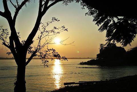 湄公河旅游景点攻略图