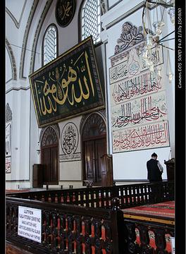 甘榜乌鲁清真寺旅游景点攻略图