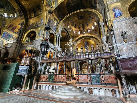 圣马可大教堂旅游景点图片