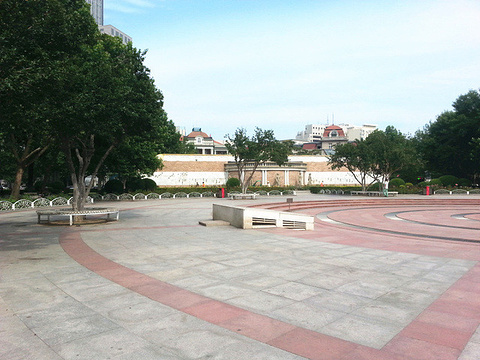 中心公园旅游景点攻略图