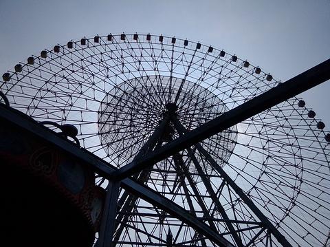 苏州摩天轮乐园旅游景点攻略图