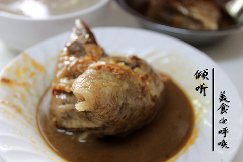 侯阿婆·烧肉粽(钟楼店)