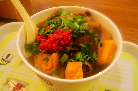 桂林路美食街旅游景点攻略图