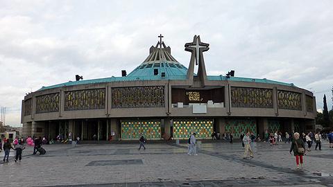 瓜达卢普圣玛利亚大教堂旅游景点攻略图