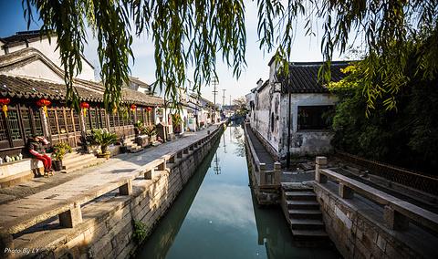 平江路历史街区的图片