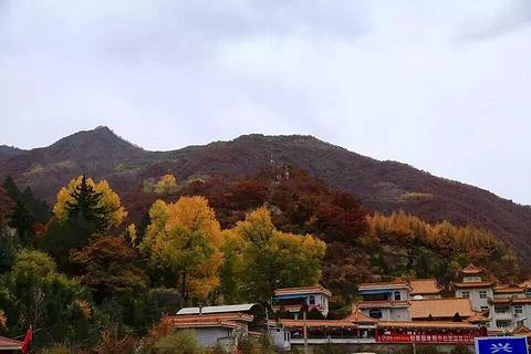 兴隆山旅游景点攻略图
