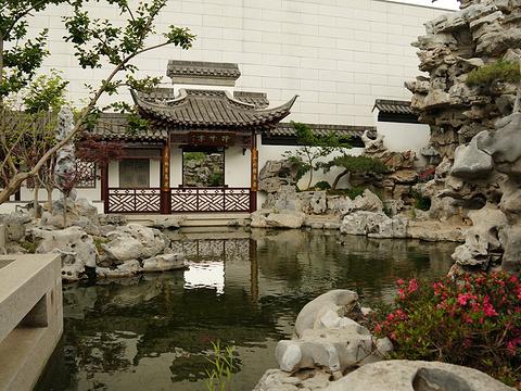 中国园林博物馆旅游景点图片
