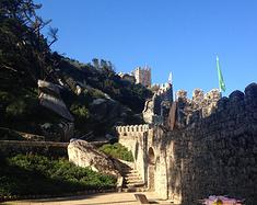 葡萄牙的里斯本 精致的小城