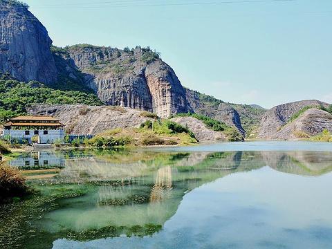 玻璃桥景区石牛寨旅游景点图片