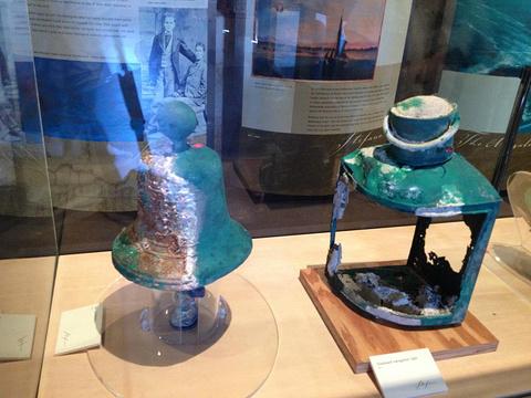 Maritime Museum Shipwrecks Galleries旅游景点攻略图