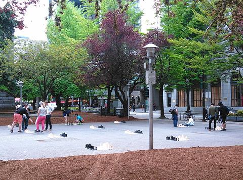 温哥华艺术中心旅游景点攻略图