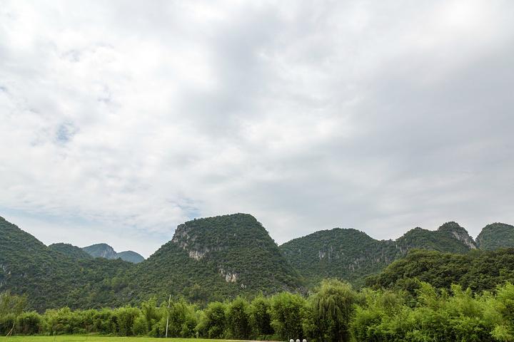 """""""然而景区本身属于龙宫景区的一部分,但是最著名的龙宫溶洞走出来之后才能看到,所以基本很少有人来这..._漩塘景区""""的评论图片"""