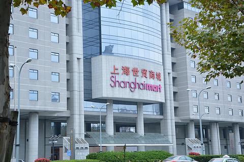 上海世贸商城旅游景点攻略图