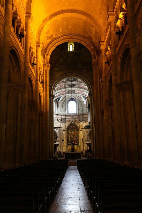 里斯本主教堂图片