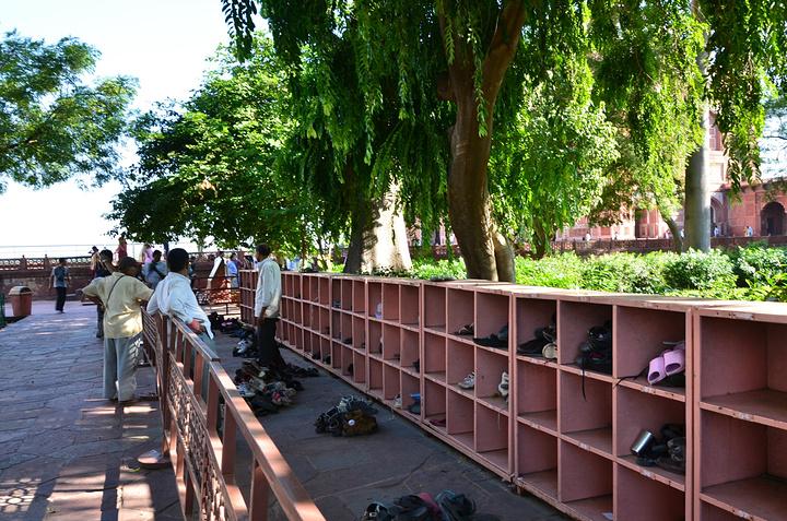 亚洲 印度 北方邦 阿格拉市 泰姬陵 - 西部落叶 - 《西部落叶》· 余文博客