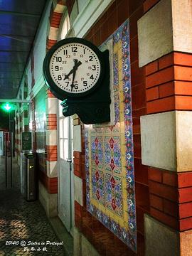 辛特拉火车站旅游景点攻略图