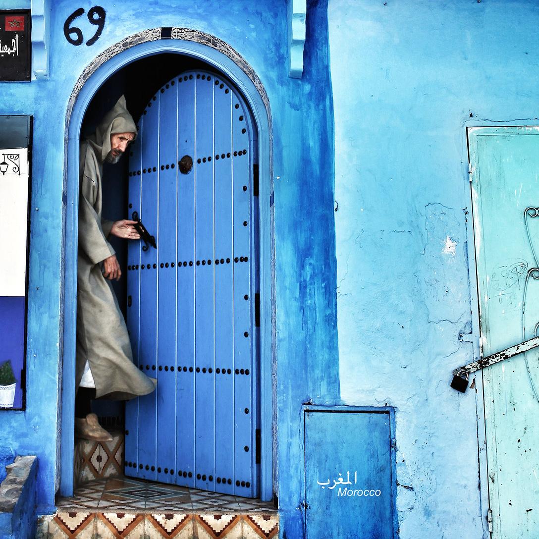 【神秘】那个不为人知的童话王国—摩洛哥