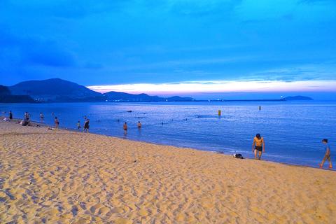 乳山银滩旅游度假区