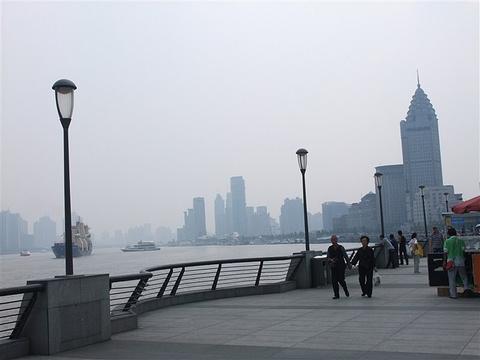 黄浦江观光区旅游景点攻略图