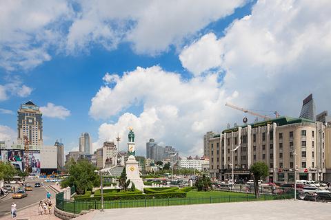 红博广场旅游景点攻略图