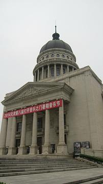 天津小白楼音乐广场旅游景点攻略图