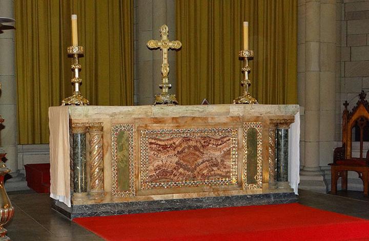 """"""" 教堂外观简洁,内部气氛非凡_圣约翰大教堂""""的评论图片"""