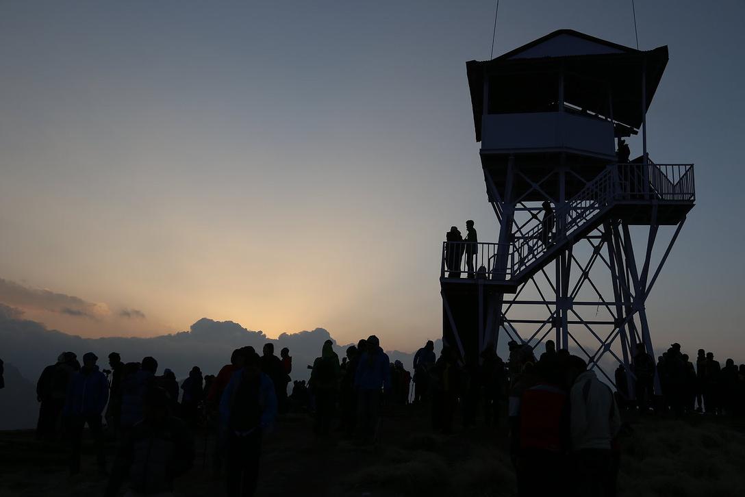 【尼泊尔徒步记】光与影的边缘