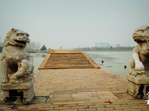 宝带桥旅游景点图片