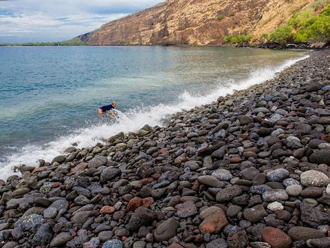 凯阿拉凯库亚海湾州立历史公园旅游景点图片