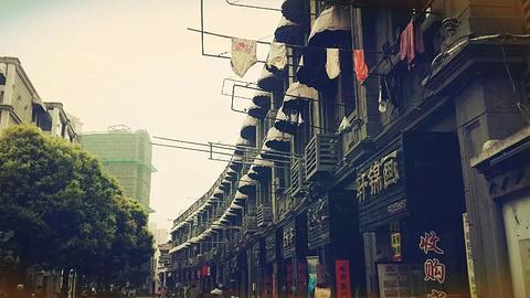 多伦路文化名人街旅游景点攻略图