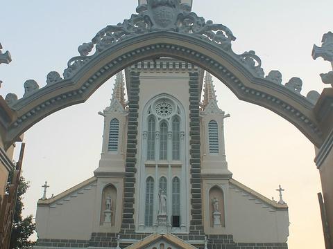 县士教堂旅游景点图片