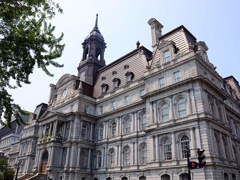 蒙特利尔市政厅旅游景点图片