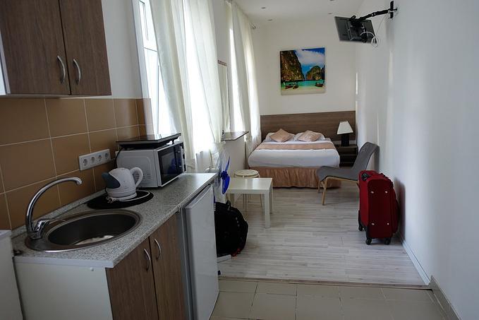 莫斯科艾尔巴特斯卡亚城市舒适酒店(CityComfort Hotel on Arbatskaya Moscow)图片
