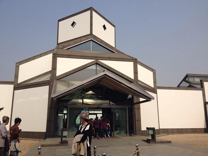 苏州博物馆图片