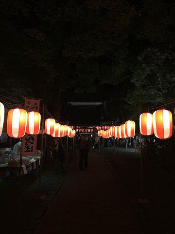 """""""不愧是静冈市的镇市神社,前来祭拜的人从殿前一直排到大门口_Shizuoka Sengen Jinja Shrine""""的评论图片"""