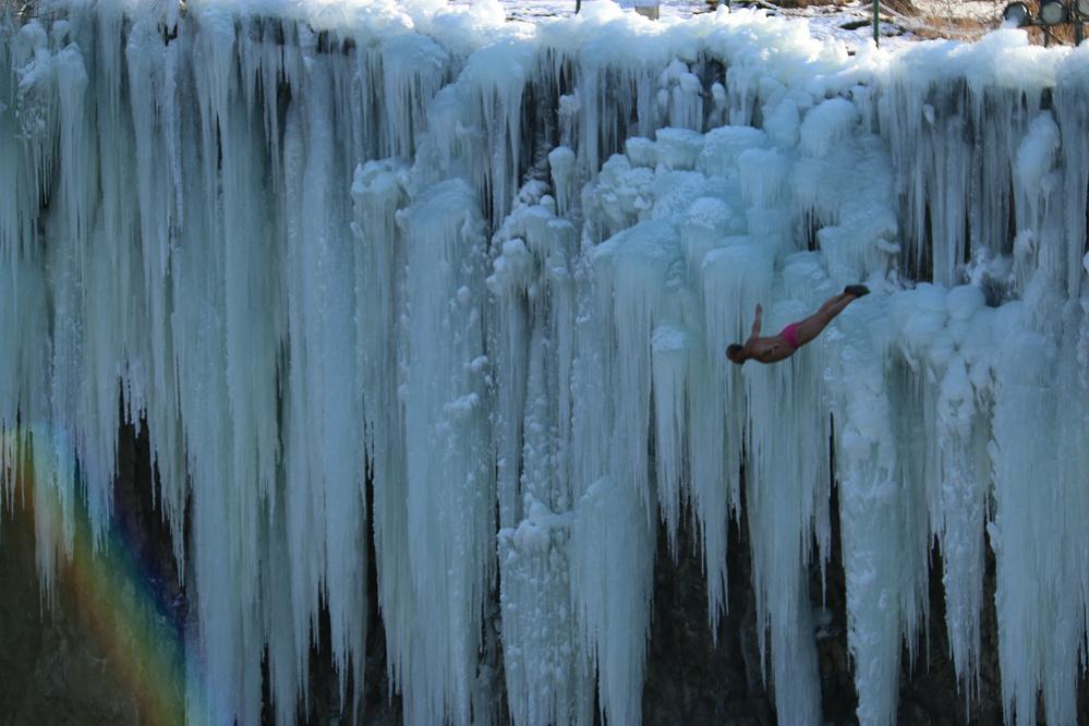 闯北,寻找冬天的梦