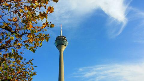 莱茵高塔旅游景点攻略图