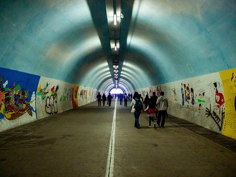 芙蓉隧道旅游景点图片