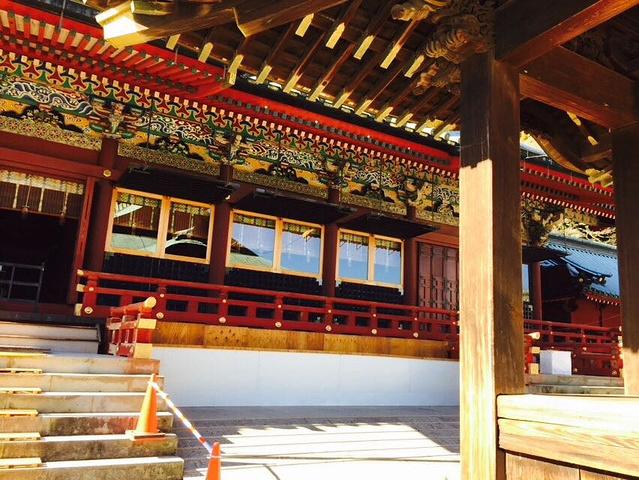 """""""听说求平安很好_静冈浅间神社""""的评论图片"""