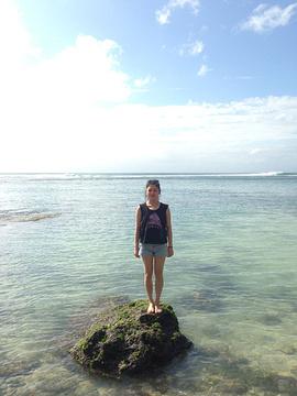 Padang Padang 海滩旅游景点攻略图