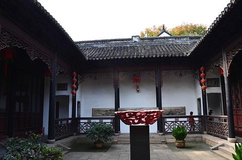 苏州民俗博物馆旅游景点攻略图