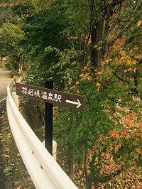 —奥大井湖上站