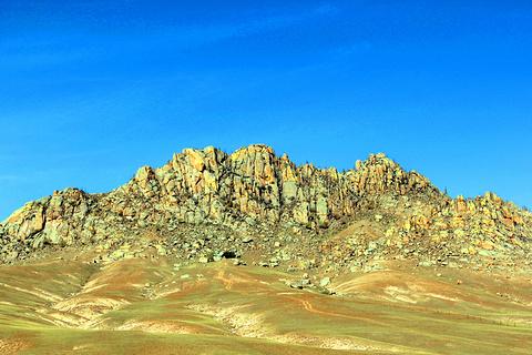 特勒吉国家公园旅游景点攻略图