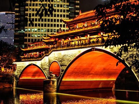九眼桥旅游景点图片