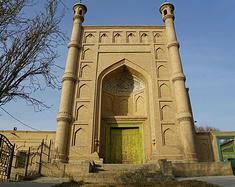 走进穆斯林之阿克苏库车大寺